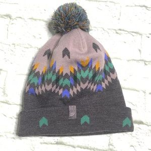 North Face Pom Hat